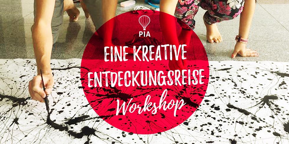 Eine kreative Entdeckungsreise - Workshop