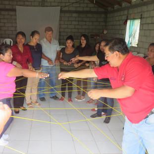 Red de docentes de Opatoro - Honduras