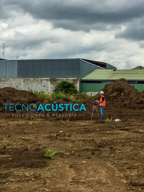 Estudio Acústico - Mediciones en Obras de Construcción 2