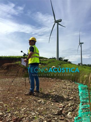 Estudio Acústico - Eolicas Tilaran