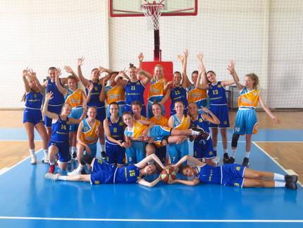 MädelsGO!Basketball beim Post SV Nürnberg!