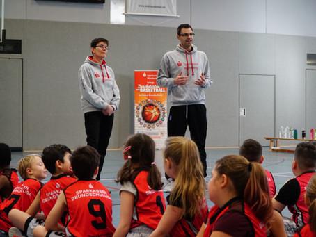 DURCHSTARTEN mit BASKETBALL (DmB) geht ins Schuljahr 2020/21