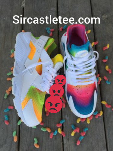 c9de8731645f Custom Painted Huaraches