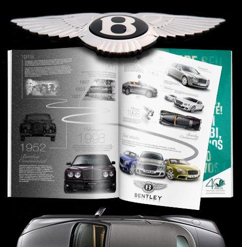 La Playa | Bentley | Publicidade