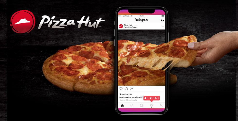 La Playa | Pizza Hut | Social Media
