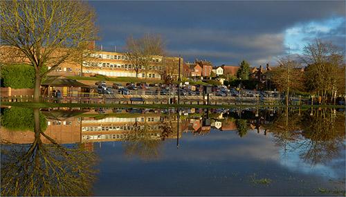 Town Flood