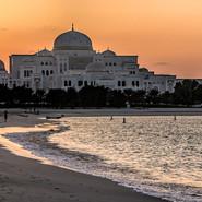 Palais of Sheikh Mohammed bin Zayed