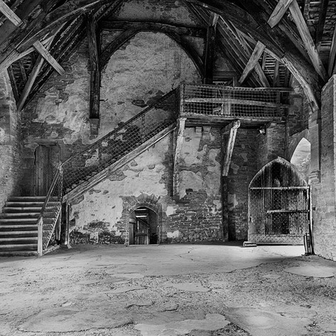 Stokesay Great Hall