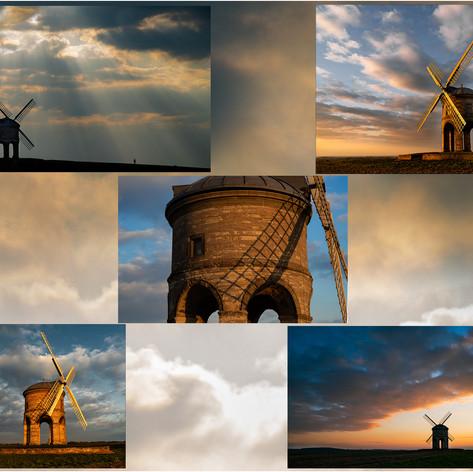 Lighting the Windmill