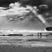 Clouds Over Watergate Bay