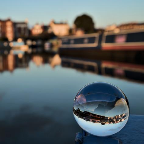 boatlife in a bubble