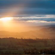 Malvern Sunset