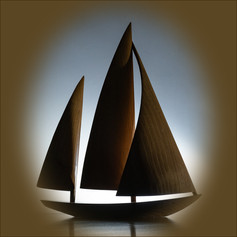 The Wooden Yacht