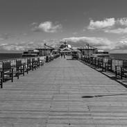 01 a long walk on a long pier Don Fossey