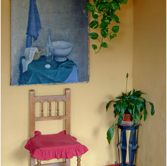 Chair and Picture