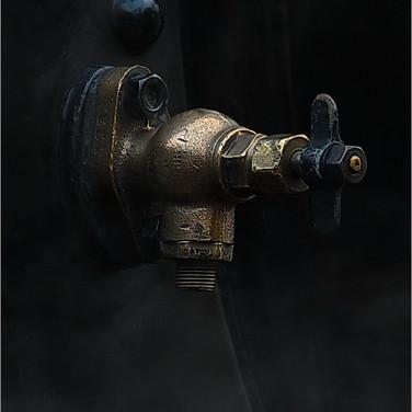 Old Brass Tap
