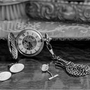 Edwardian Gentleman's Dressing Table