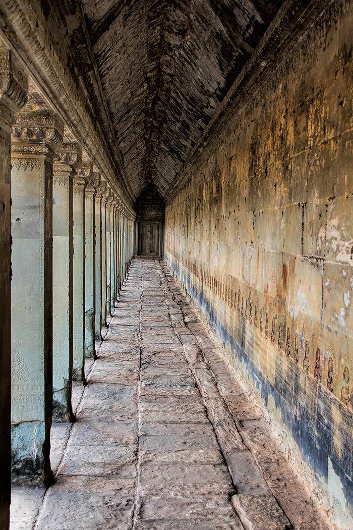 Corridor Angkor Wat