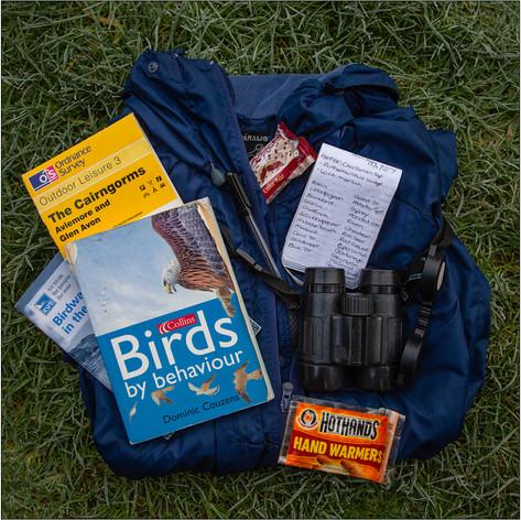 My Birding Kit