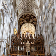 Chancel Arches and Pillars