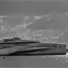 Condor Leaving Poole Harbour