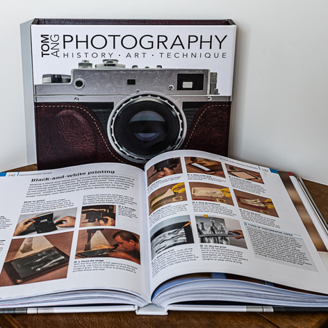 The Printed Word - PHOTOGRAPHY