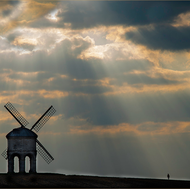 =3rd - Light Rays over the Windmill