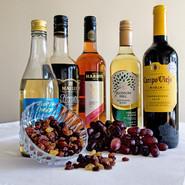 Various Shapes of Grapes