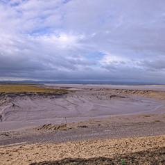 River Parrett at low tide