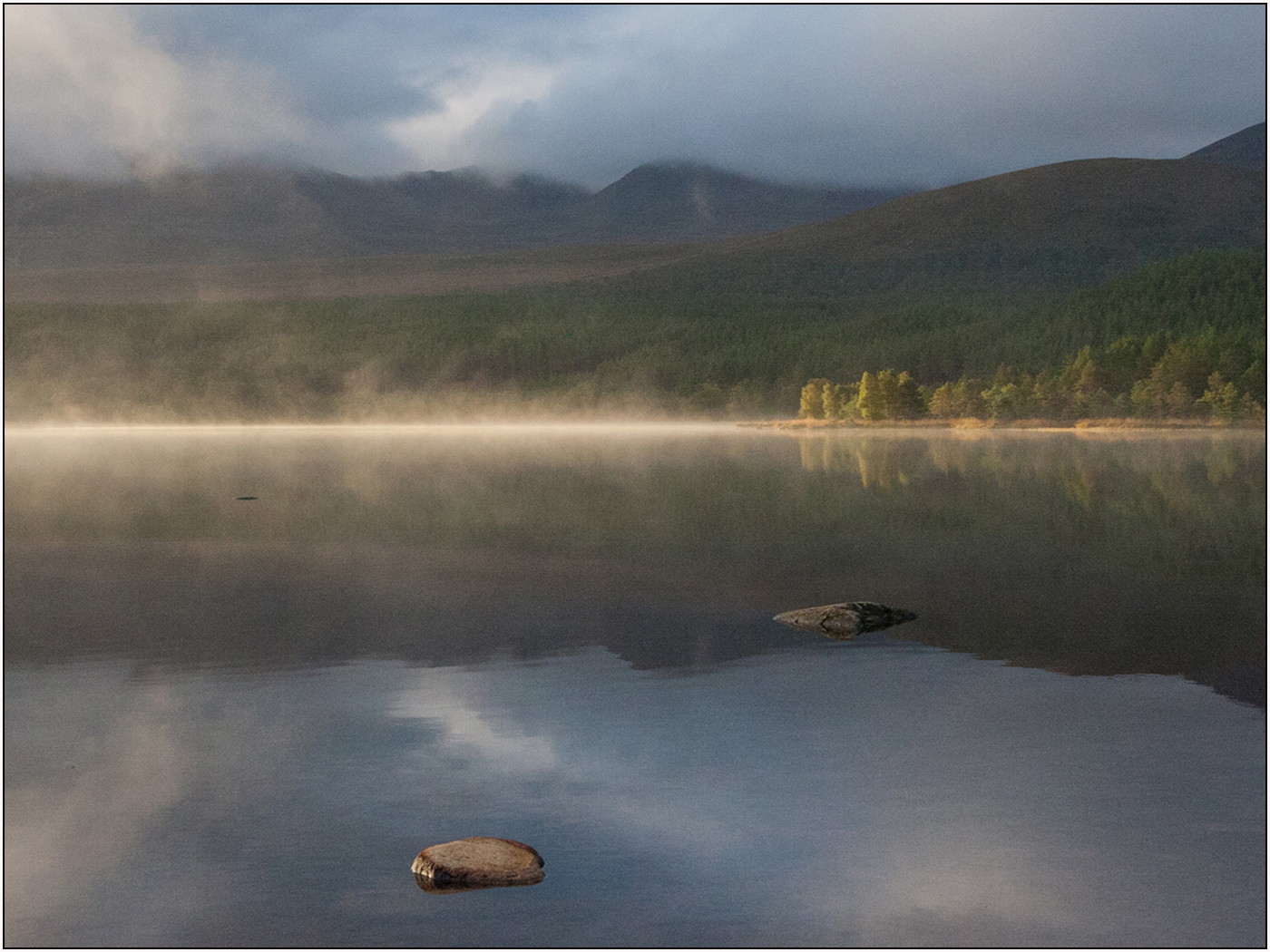Loch Morlich at Dawn