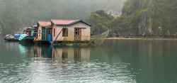 Fishermens Homes Halong Bay