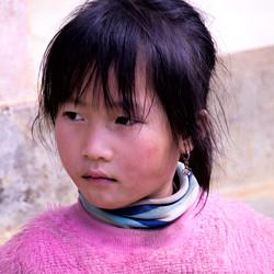 Girl in Sapa