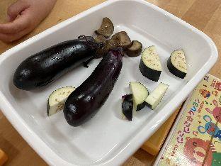 野菜を描こう!