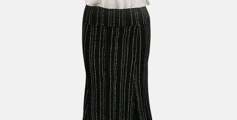 Roxana Vincelli 7 Part Skirt Black