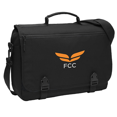 FCC - Messenger Briefcase - D1BG304