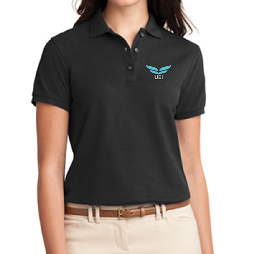UEI - Polo- D1L500 Ladies Silk