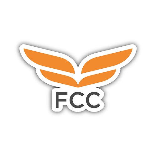FCC - Bumper Sticker - 101