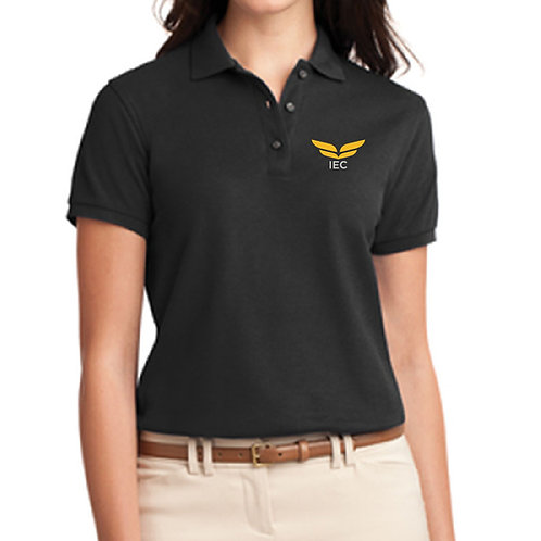 IEC - Polo - D1L500 Ladies Silk