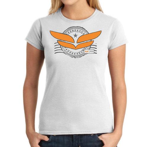 FCC - T-Shirt - D164000L - White