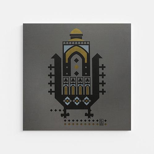 Heavens Gate - Canvas Prints Wrap