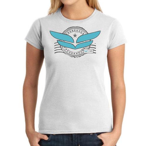 UEI - T-Shirt - D164000L - White