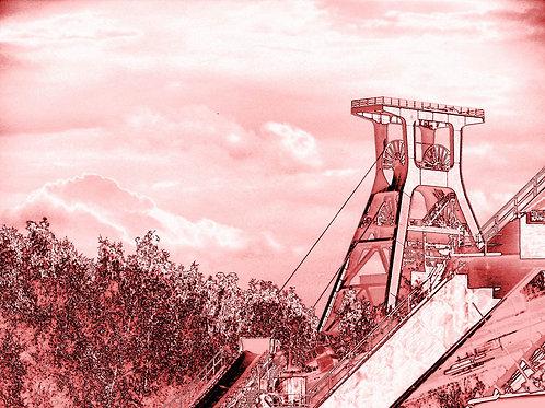 Zollverein en rose