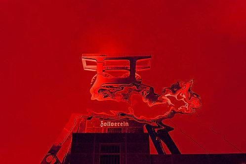 Zollverein red dragon