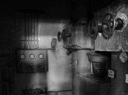 Schaltraum Zollverein