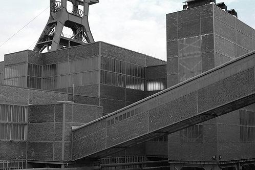 Zollverein Schacht XII Seitenblick