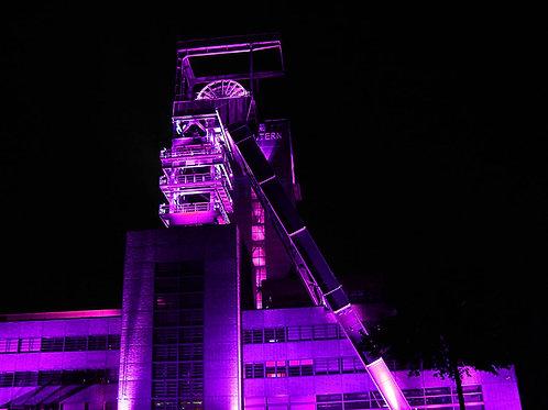 Zeche Nordstern 2006 pink
