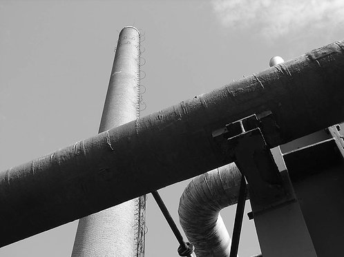 Zollverein Kamin