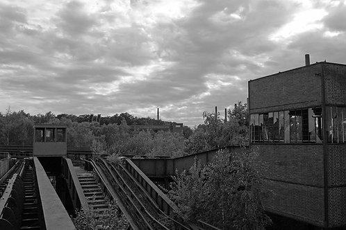 Zollverein Schacht 3/5 Anlage