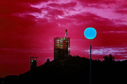 Zeche Nordstern pink