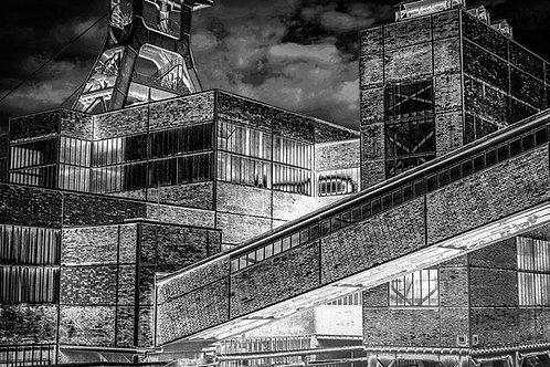 Zollverein kubi-night black invers